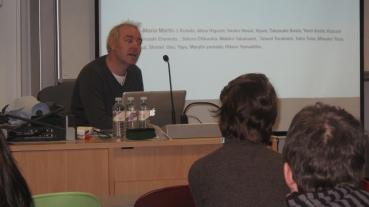 Josep-Maria presenta sus proyectos